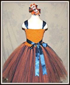 Hey, I found this really awesome Etsy listing at https://www.etsy.com/listing/198208526/auburn-tutu-dress-orange-and-navy-blue