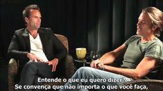 Timothy Olyphant and Walton Goggins funny  Justified talk  Legendado em ...