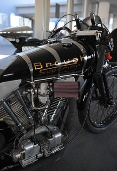 Matchless and Brough Superior