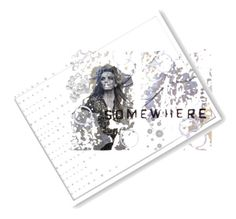 """""""I Am Somewhere"""" by jbeb ❤ liked on Polyvore featuring art"""