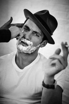 David-Gandy-Black-White-Images-Grazia-Italy-Photo-Shoot-004