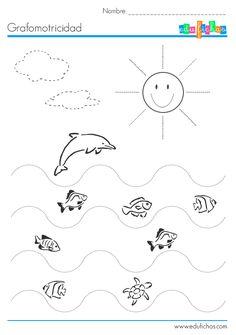 grafomotricidad verano