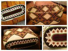 piZap by Manon Tunisian Crochet, Diy Crochet, Crochet Crafts, Crochet Projects, Tapestry Crochet Patterns, Crochet Stitches Patterns, Crochet Handbags, Crochet Purses, Crotchet Bags