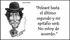 Un Poco de Poesia Con Las Frases De Joaquín Sabina