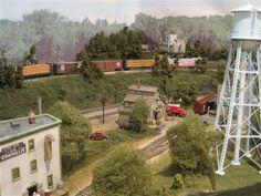 Model Railroading Layouts