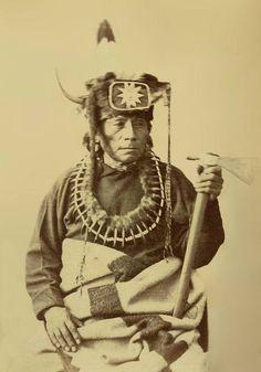 Arkeketah (aka Stands By It) - Otoe - 1874