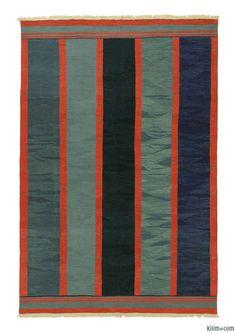 K0008681 New Turkish Kilim Rug | Kilim Rugs, Overdyed Vintage Rugs, Hand-made Turkish Rugs, Patchwork Carpets by Kilim.com