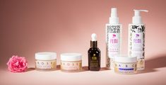 ROSE Nourishing Line is rich in concentrated hundred-petalled rose juice, Japanese lecithin, hyaluronic acid and green tea extract. It deeply moisturizes, brightens and soothes couperose skin. It is also perfect for combination and problematic skin. Cleanser, Moisturizer, Green Tea Extract, Natural Cosmetics, Rose Water, Hyaluronic Acid, Juice, Japanese, Moisturiser