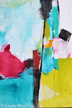 Bright Eyed - Acrylic on Canvas