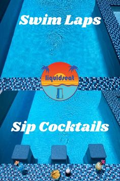 Looking for new Pool Furniture Ideas? Add Swim up bar stools for your backyard pool in seconds. Sink. Sit. Socialize.   #poolfurniture #poolfurnitureideas #swimupbar #swimmingpoolbackyard #swimmingpool Swimming Pool Tiles, Swimming Pools Backyard, Beach Furniture, Furniture Ideas, Backyard Plan, Backyard Ideas, Portable Pools, Pool Care, Swim Up Bar