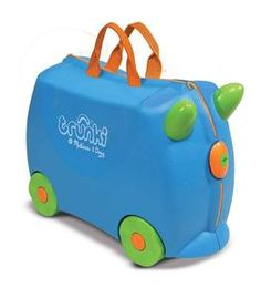 #TeaCollection Ride along suitcase