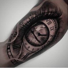 best_tattoos_ig__ - only best tattoos Wicked Tattoos, Dope Tattoos, 3d Tattoos, Arm Tattoos For Guys, Tattoo Drawings, Body Art Tattoos, Tattoos For Women, Bicep Tattoo Men, Inner Bicep Tattoo