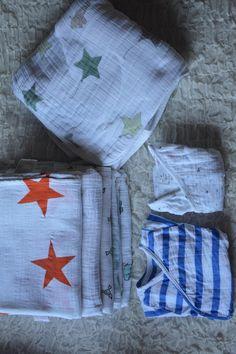 Gravidanza: la borsa per l'ospedale aden + anais
