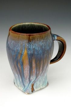 Flambeaux Art Pottery - Bill Campbell