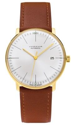 max bill by Junghans 027/7700.00 max bill automatic