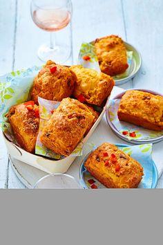 cake, chorizo, cuisine, recette