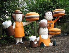 1960's - The A & W Family :)