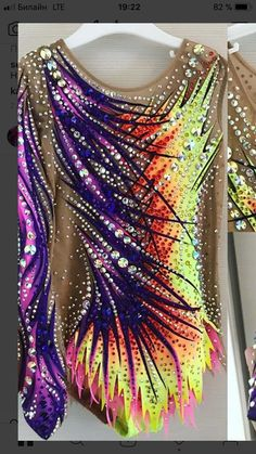 RG leotard close-up Gym Leotards, Rhythmic Gymnastics Leotards, Gymnastics Suits, Ballroom Dress, Skating Dresses, Mesh Dress, Dance Outfits, Dance Costumes, Dance Wear