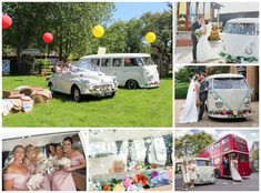 The White Van Wedding Company Feature Image