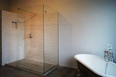 Ergonomic glass shower screens from our company embody the best features of the modern shower units. Make the most reasonable purchase now!