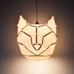Cat Lampshade