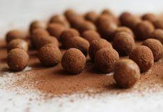 rose hip 'truffles' - vegan! (green kitchen stories)