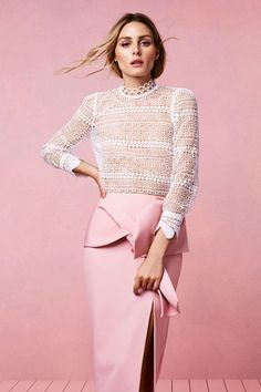 //Spring style with Olivia Palermo   Coast Stores Limited