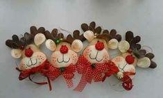 Xmas, Christmas Ornaments, Christmas Ideas, Felt Crafts, Halloween, Holiday Decor, Flowers, Home Decor, Feltro