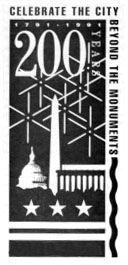 Bicentennial of Washington, DC (USA)