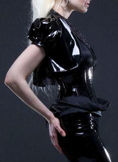 Artifice Products - Pleated Bolero Jacket