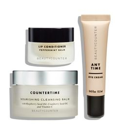 http://www.beautycounter.com/tammypane  Memorial Day Weekend Special!!  $135 Retail for $100 the three Beautycounter summer must have's for hydrating your summer skin.
