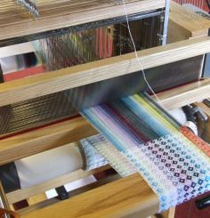 One-2-One Weave a Scarf Workshop - (Email me to confirm a date before booking)