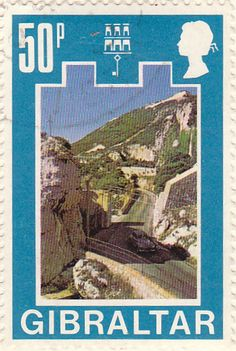 Gibraltar 1971 First Decimals SG 284 Fine Used SG 284 Scott 270 Other British Commonwealth Empire and Colonial stamps Here