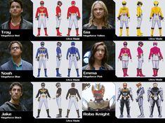 Power Rangers Megaforce Season 20