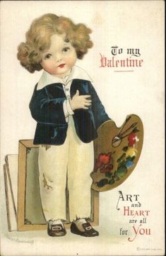 BUY TEN ITEMS AND SHIPPING IS FREE! VINTAGE POSTCARD - CONDITION: VG-EXC *See Scans Below For Detailed Condition of Both Sides. DATE/ERA: 1900s-20s. Standard Size 3.5x5.5. *Please Disregard Any Neon