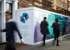 Charlie Smith Design- signage for Carnaby Echoes by Lucy Harrison #Signage…