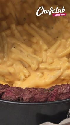 Cheesy Recipes, Beef Recipes, Vegetarian Recipes, Cooking Recipes, Cheesy Meatloaf, Buzzfeed Food Videos, Eclair, Mac Cheese, Soul Food
