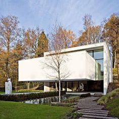 Casas minimalistas on pinterest architects property for Casa minimalista wikipedia