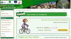#VíasVerdes de Andalucía, por los antiguos trazados ferroviarios en desuso #senderismo #ciclismo http://blgs.co/33Am6N