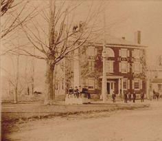 Elephant Hotel  Somers, NY  1890