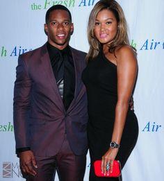 NFL Star Victor Cruz Engaged To Longtime Love, Elaina Watley