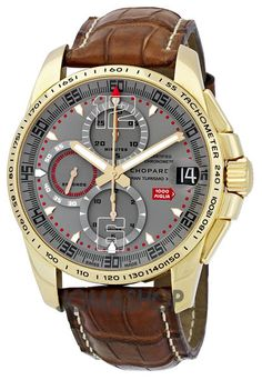 Chopard Mille Miglia GT XL Chrono 2007 Chronograph Mens Wristwatch 161268-5001 http://www.dubli.com/T0EUBG0S