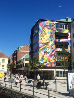 Borås city