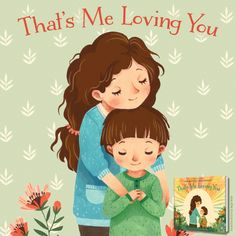That's Me Loving You is perfect for fans of The Kissing Hand, Runaway Bunny, and The Wonderful Things You Will Be, reminding us all that those we love are never far away.