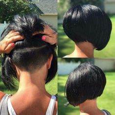 10 Alive Hacks: Updos Hairstyle For Medium Hair asymmetrical hairstyles shoulder length.Bob Cut Hairstyles Eye Makeup women hairstyles for fine hair face shapes.Shag Hairstyles With Bangs. Pixie Hairstyles, Hairstyles With Bangs, Everyday Hairstyles, Feathered Hairstyles, Quick Hairstyles, Updos Hairstyle, Hairstyle Ideas, Hairstyles 2018, Black Hair Short Bob