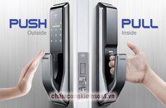 Khoá cửa điện tử Samsung SHS P717 mới
