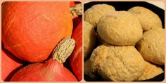 Kürbisbrötchen sind leckere luftige Brötchen mit einer Extraportion Vitaminen. Sie schmecken besonders gut warm aus dem Ofen, Bestrichen mit etwas Butt