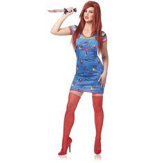 Sexy Chucky Adult Costume