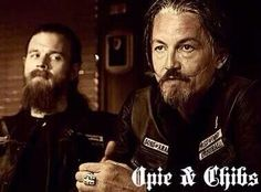 ♡♥ Opie and chibs