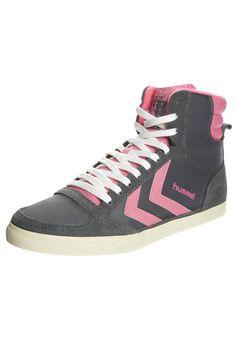 SLIMMER - Sneakers alte - grigio